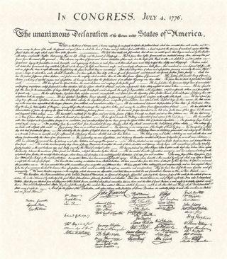 Declaration (2)