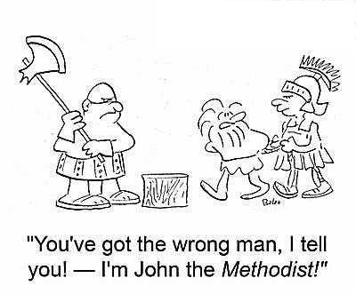 John the Methodist