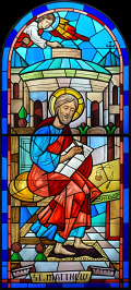Matthew Stained Glass (2)