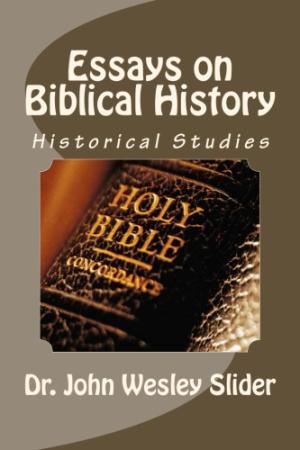 Biblical History