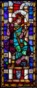 David Stained Glass (2)