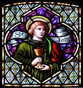 John Stained Glass