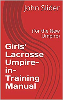 EBook Umpire in Training New Umpire Cover