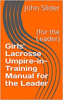 EBook Umpire in Training Leader Cover