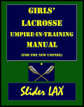 Umpire-in-Training Manual (New Umpire) Cover