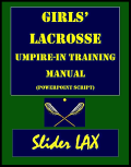 Umpire-in-Training Manual (Powerpoint) Cover