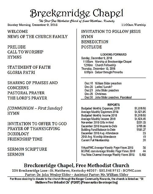 Breckenridge Bulletin 181209