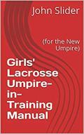 EBook Umpire in Training New Umpire Cover
