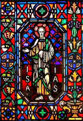 Isaiah Stained Glass