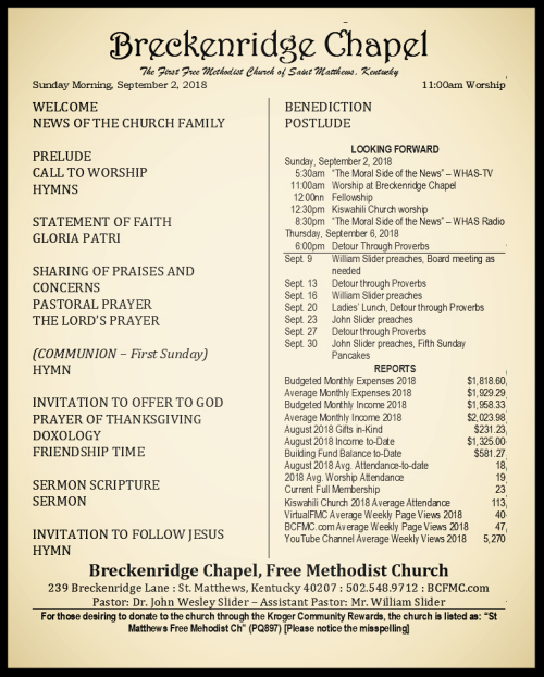 180902 Breckenridge Bulletin