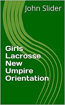 EBook New Umpire Orientation Cover