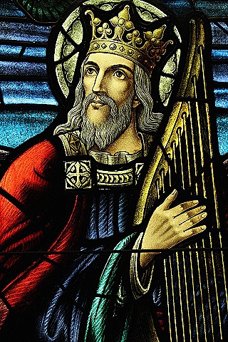 David Stained Glass (4)