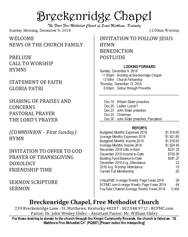 Breckenridge Bulletin 181209
