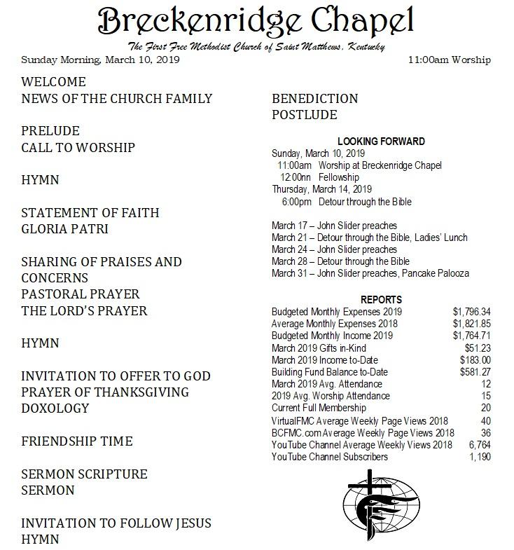 Breckenridge Bulletin 190310