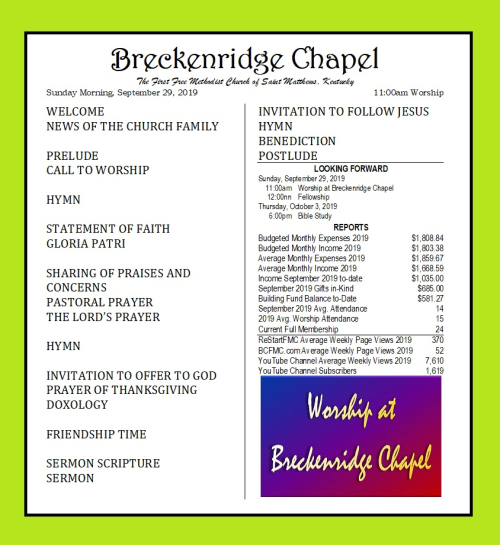 Breckenridge Bulletin 190929