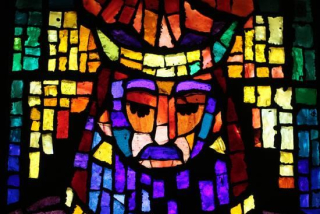 David Stained Glass (7)