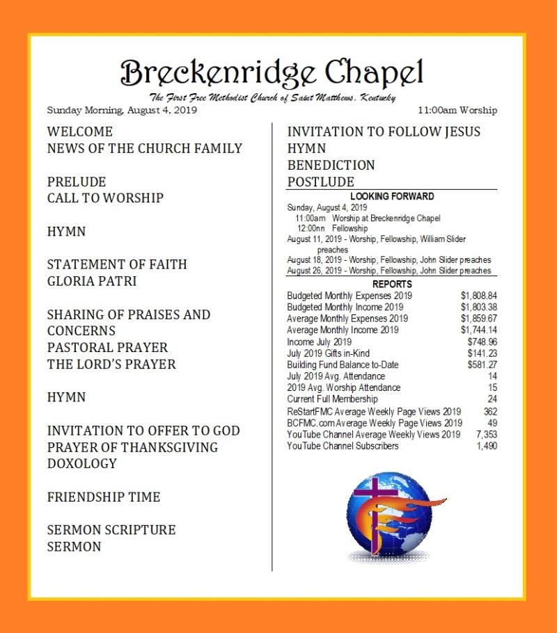 Breckenridge Chapel 190804