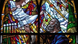 Isaiah Stained Glass (1)