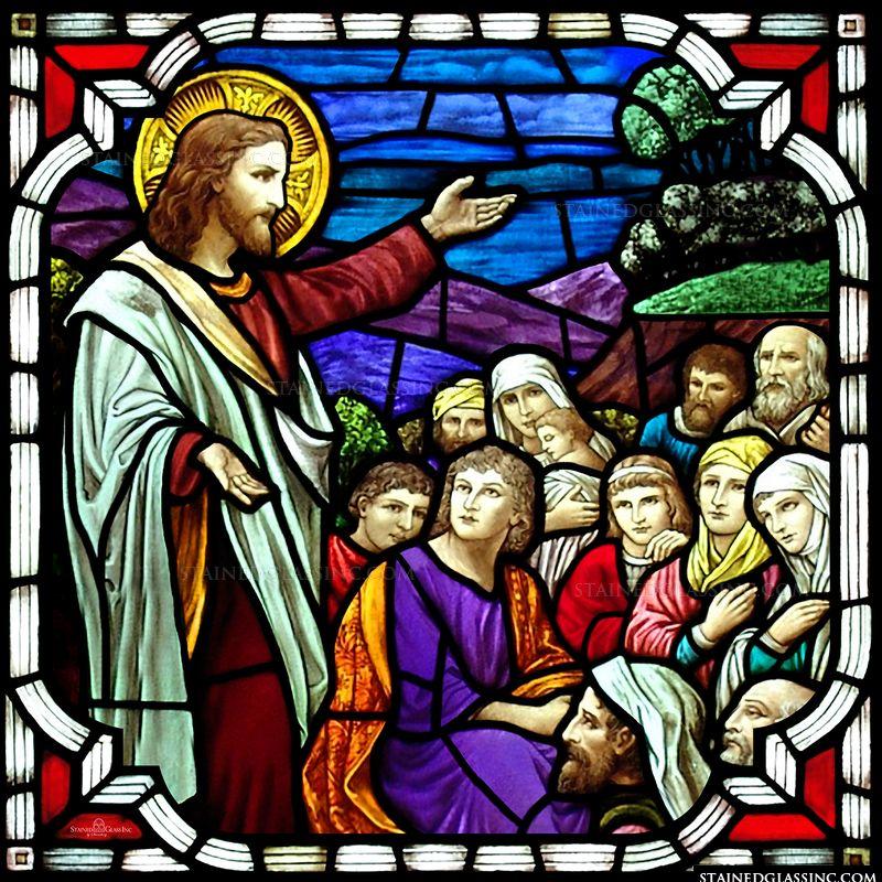 Jesus teaching (1)
